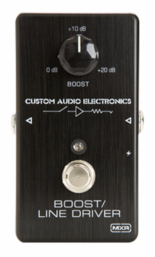 MXR/Dunlop MC401 Custom Audio Electronics CAE Boost Line Driver Guitar Pedal