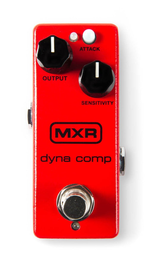 MXR M291 Dyna Comp Mini Compressor Pedal Guitar Effect Pedal