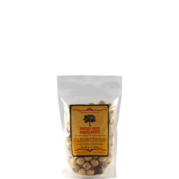 Dry Roasted Oregon Hazelnuts
