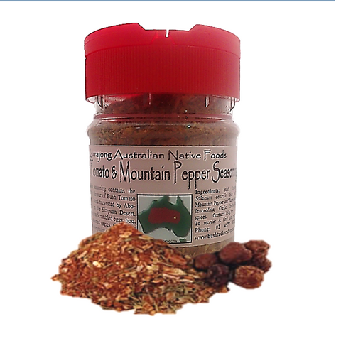 Bush Tomato Mountain Pepper Seasoning