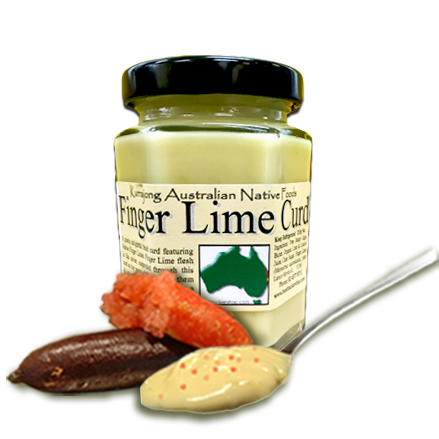 Finger Lime Curd Large Jar 210g