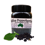 Pepperberries Whole Pet Jar 70g