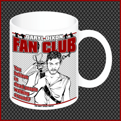 "Daryl Dixon ""Fan Club"" Mug"