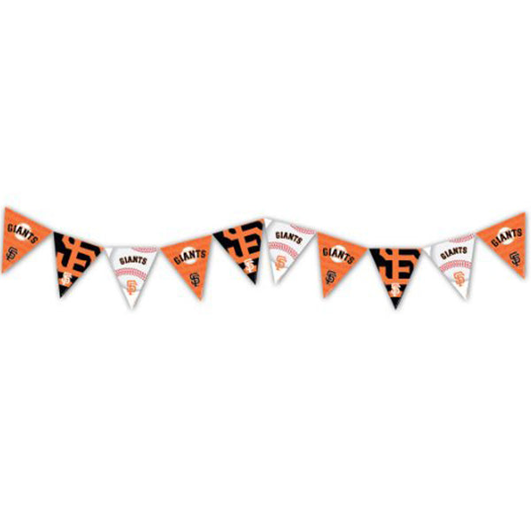 San Francisco Giants Pennant Banner