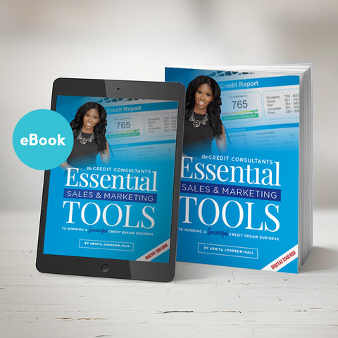 Arnita's Million Dollar Essential Credit Consultant's Bundle