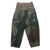 Brush-camo SHIMOKITA Pants - Khaki