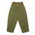 OX Cloth SHIMOKITA Cropped Pants - Khaki