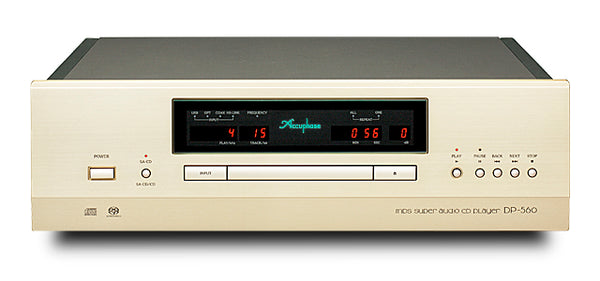 Accuphase DP-560 MDS SA-CD Player