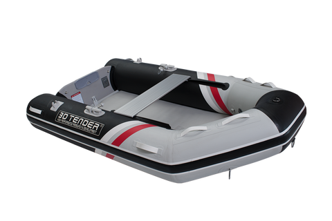 Twin V Shape 250 Air Deck Tender
