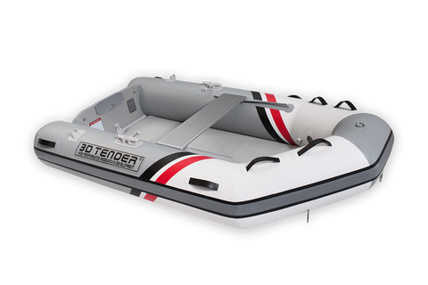 Twin V Shape 290 Air Deck Tender
