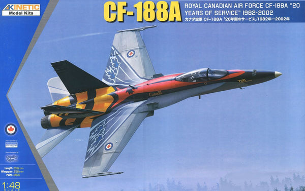 "CF-188A ""20 Years of Service RCAF"" (1/48)"