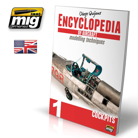 Encyclopedia of Aircraft Modelling Techniques Volume 1 : Cockpits
