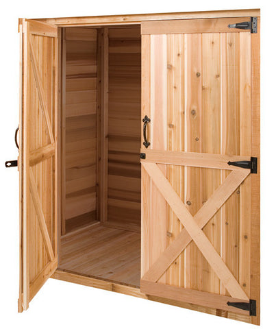 Double Door with Frame option