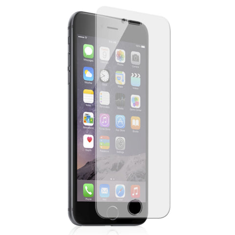 iPhone 6/6S Curved Screen Protector - Clear (2 pack)