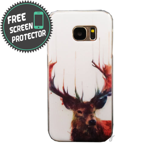 Majestic Deer Case for Samsung Galaxy S7
