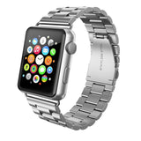 Metal Steel Strap for Apple Watch 38/40mm - Silver - screenhug