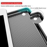 Smart Cover Case Gel for iPad 2017/2018 - Black - screenhug