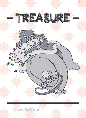 Treasure Token for MTG (SRA)