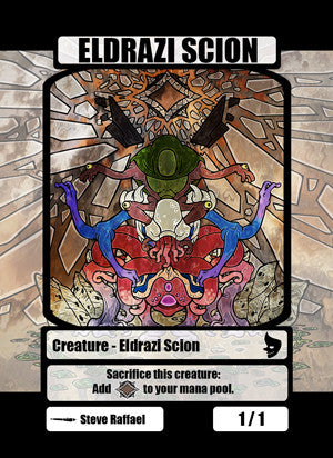 E. Scion Token for MTG (SRA)