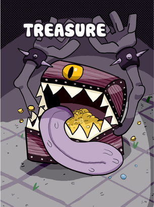 Treasure Token for MTG (Jack Hugh Baker)