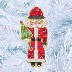 Santa Nutcracker Kit