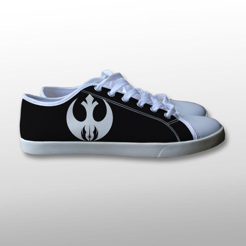 Rebel Alliance Jedi Order Canvas Shoes