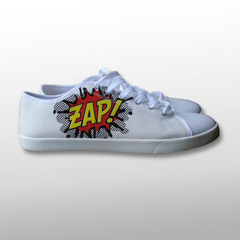 ZAP Zayn Malik Canvas Shoes