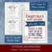 Baseball Baby Shower Accessories | Sizzle Cone Designs