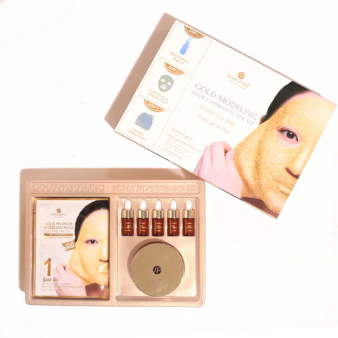 The Signature Shangpree Treatment Spa Set