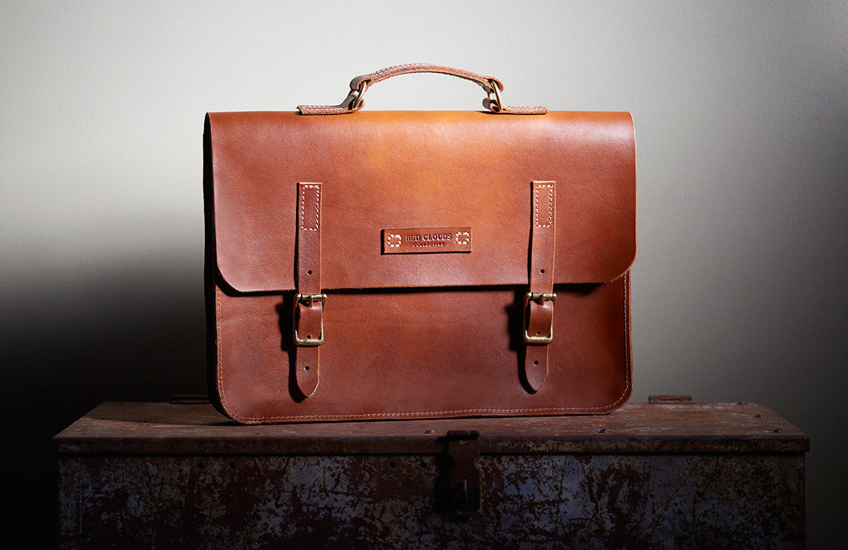 Briefcase, Leather computer bag, computer case, leather bag, laptop case, leather laptop bag, leather carrying case for your laptop and documents, leather briefcase, made in usa, vegetable tanned leather, laptop bag