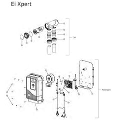 ZODIAC Ei XPERT POWER PACK PARTS