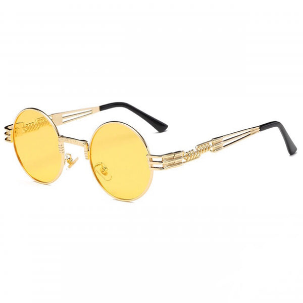 Retro Shades - Yellow Tint - Inkspo