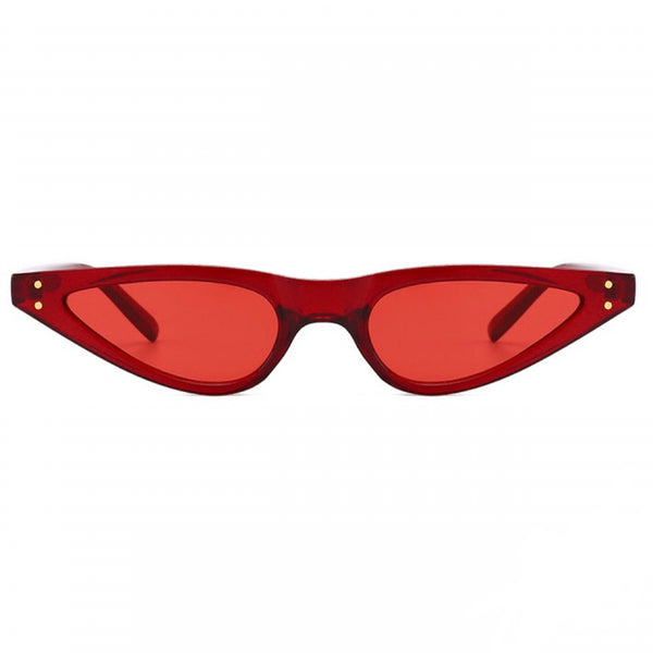 Saskia Sunnies - Red - Inkspo