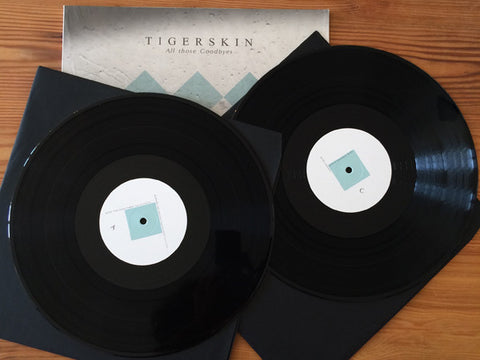 Tigerskin | All Those Goodbyes Album (Double Vinyl LP)