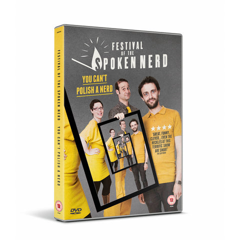 You Can't Polish A Nerd DVD + free download