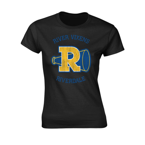 Riverdale - River Vixens - Ladies Fitted T-Shirt