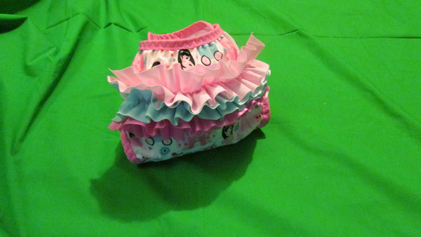 Prissy Pants Princess Diaper Cover-Fruit of the Womb Diapers