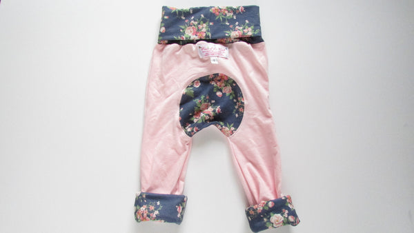 Size 2 Maxaloones: Girl Prints-Fruit of the Womb Diapers