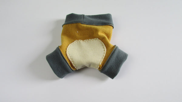 Upcycled Wool Cover-Fruit of the Womb Diapers