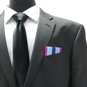 Humanitarian Service Medal Pocket Square, Military Medals for Veterans