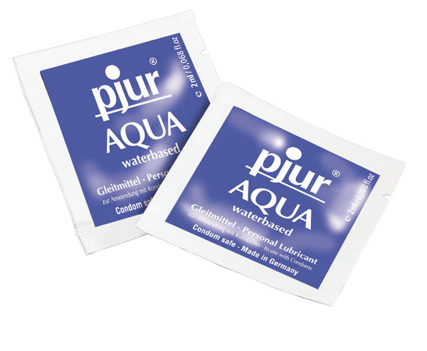 Pjur Aqua Sachets 2ml (50pack) - Love SA Shop