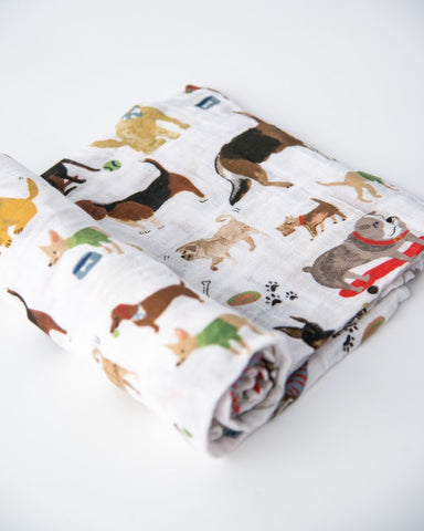 Woof Swaddle -D