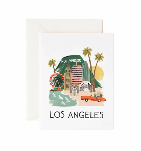 Los Angeles Boxed Cards