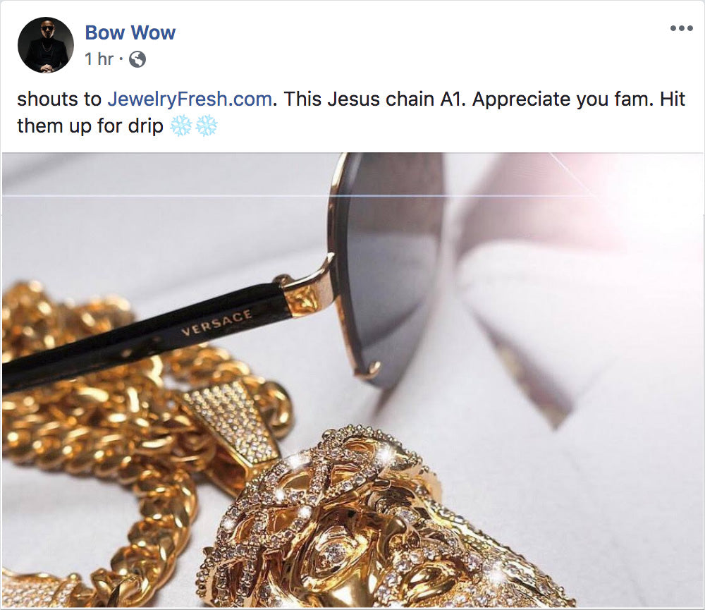 bow wow JF jewelry