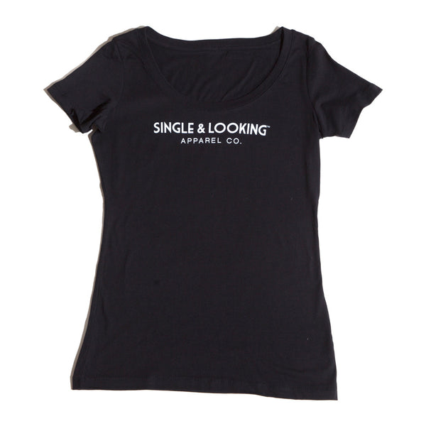 Women's S&L Apparel Tee - Black