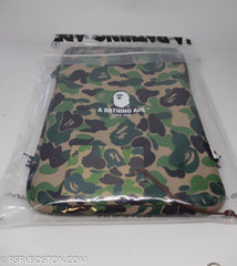 A Bathing Ape ABC Camo PC Case Green - RSRV - 4