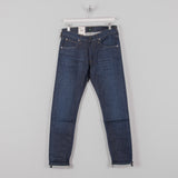 Lee Luke Selvage Jean - Fawn Wash 1