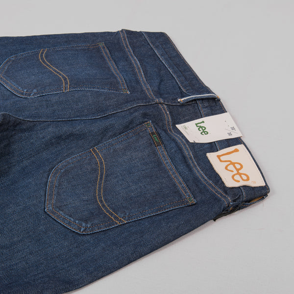 Lee Luke Selvage Jean - Fawn Wash 4