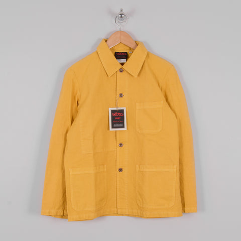 Vetra Twill Workwear Jacket - Pineapple 1