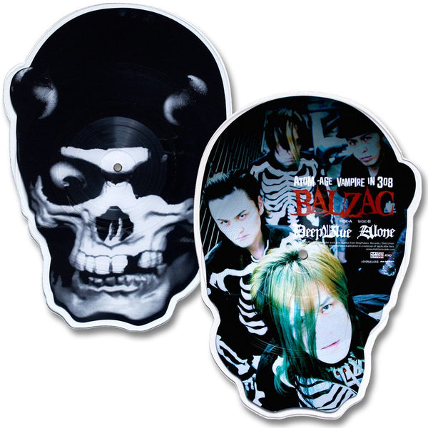 Balzac Skull Picture Disc - Misfits Records - 1